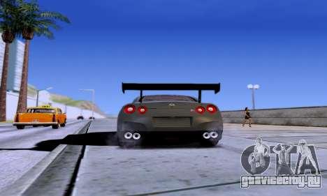 ENB Series EvoGraphics v 1.0 для GTA San Andreas четвёртый скриншот
