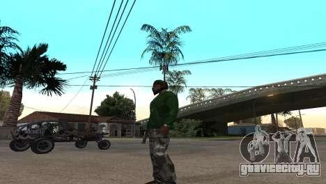 Black Deagle для GTA San Andreas второй скриншот