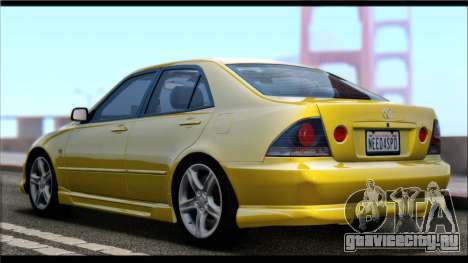 Pavanjit ENB v2 для GTA San Andreas третий скриншот