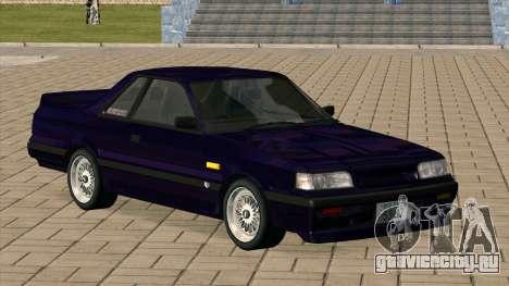 Nissan Skyline GTS-R (HR31) для GTA San Andreas