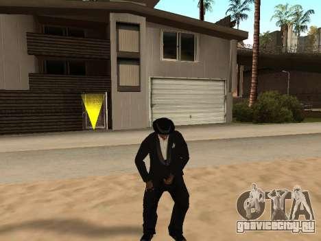 CLEO Рукоблудство для GTA San Andreas