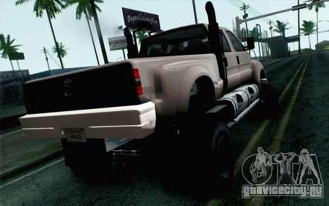 Vapid Guardian GTA 5 для GTA San Andreas вид слева