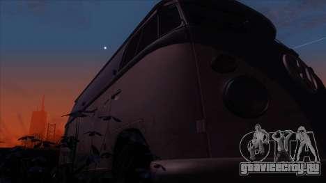 ENB Gamerealfornia v1.00 для GTA San Andreas третий скриншот