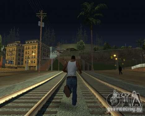 GTA 5 Timecyc v2 для GTA San Andreas третий скриншот