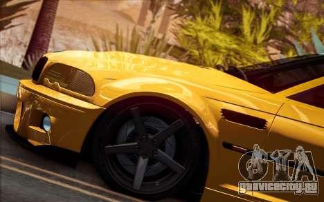 MLS ENBSeries для GTA San Andreas четвёртый скриншот