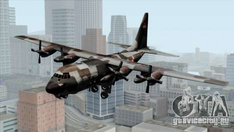 C-130B Indonesian Air Force (TNI AU) для GTA San Andreas