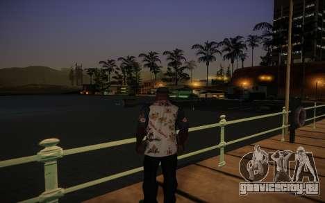 ENB для средних ПК для GTA San Andreas пятый скриншот