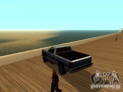 ENB v3 для GTA San Andreas четвёртый скриншот