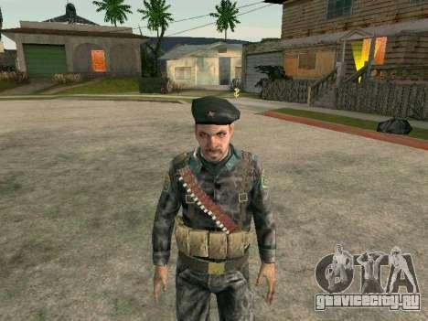 Киношный спецназ СССР для GTA San Andreas