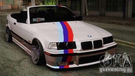 BMW E36 M3 Cabrio для GTA San Andreas