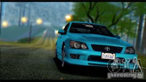 Pavanjit ENB v2 для GTA San Andreas седьмой скриншот