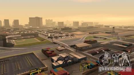 Возможность из GTA V играть за птицу V.1 для GTA San Andreas третий скриншот