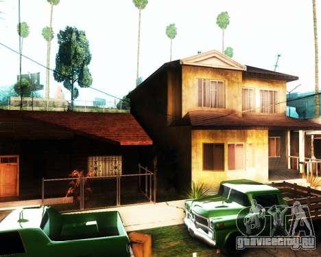 Light ENBSeries v1.0 для GTA San Andreas второй скриншот