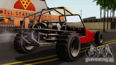 GTA 5 Dune Buggy SA Mobile для GTA San Andreas вид слева