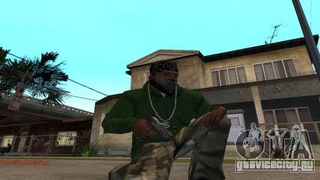 Black Deagle для GTA San Andreas