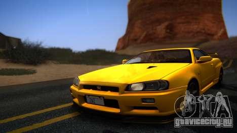 ENBG 2.0 для GTA San Andreas второй скриншот