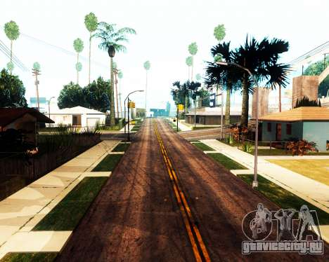 Light ENBSeries v1.0 для GTA San Andreas
