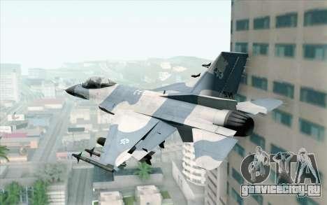 F-16 Osean Air Defense Force для GTA San Andreas