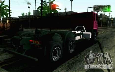 DFT-30 New для GTA San Andreas вид слева
