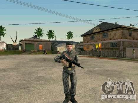 Киношный спецназ СССР для GTA San Andreas четвёртый скриншот