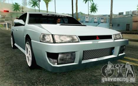 Sultan Lan Evo для GTA San Andreas