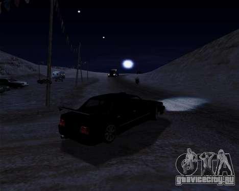 LineFlex ENBseries для GTA San Andreas пятый скриншот