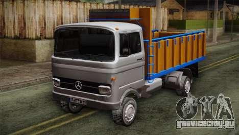 Mercedes-Benz Khavar для GTA San Andreas