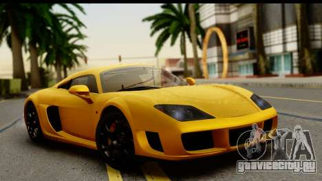 Noble M600 2010 HQLM для GTA San Andreas