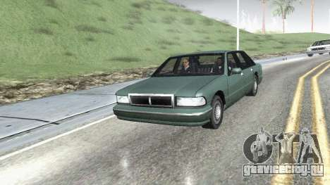 Road Reflections Fix 1.0 для GTA San Andreas для GTA San Andreas третий скриншот