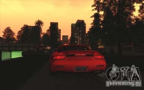 Приятный ColorMod для GTA San Andreas третий скриншот