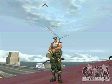 Танковый пулемет Корд для GTA San Andreas второй скриншот