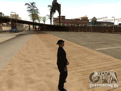 CLEO Рукоблудство для GTA San Andreas второй скриншот