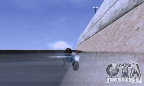 ENB Series EvoGraphics v 1.0 для GTA San Andreas пятый скриншот