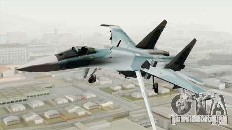 Sukhoi SU-27 PMC Reaper Squadron для GTA San Andreas