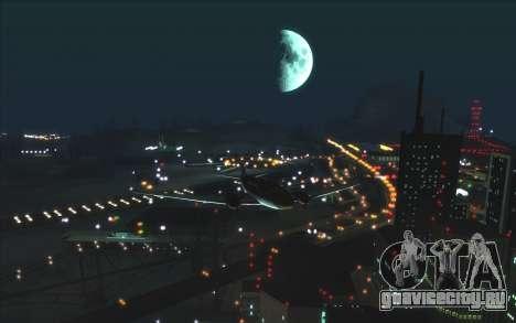 Приятный ColorMod для GTA San Andreas одинадцатый скриншот