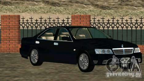 Nissan Laurel GC35 Kouki для GTA San Andreas вид слева