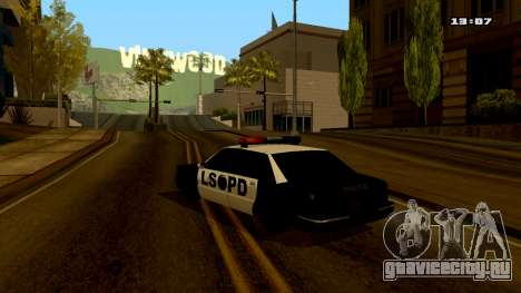 ColorMod by PhenomX3M v.3 для GTA San Andreas пятый скриншот