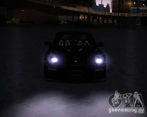 Extreme ENBSeries для GTA San Andreas третий скриншот