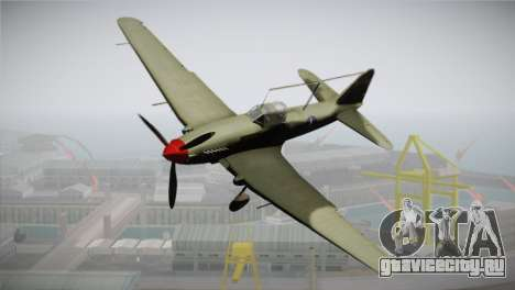 ИЛ-10 United States Air Force для GTA San Andreas