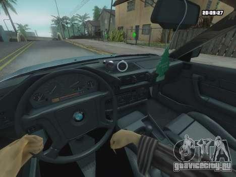 BMW 525 E34 Tune для GTA San Andreas вид справа