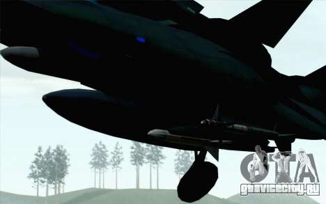F-14 Raptor Squadron Force для GTA San Andreas