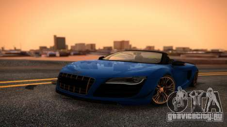 ENBG 2.0 для GTA San Andreas