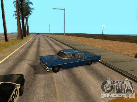 ENB v3 для GTA San Andreas