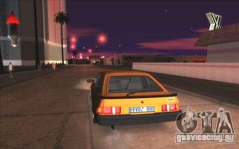 Приятный ColorMod для GTA San Andreas девятый скриншот