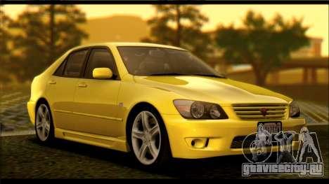 Pavanjit ENB v2 для GTA San Andreas пятый скриншот