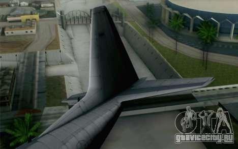 C-130H Hercules USAF для GTA San Andreas