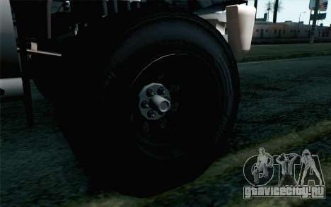 Vapid Guardian GTA 5 для GTA San Andreas вид сзади слева