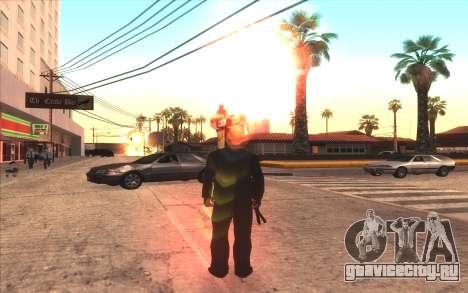 Приятный ColorMod для GTA San Andreas второй скриншот