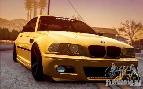 MLS ENBSeries для GTA San Andreas третий скриншот