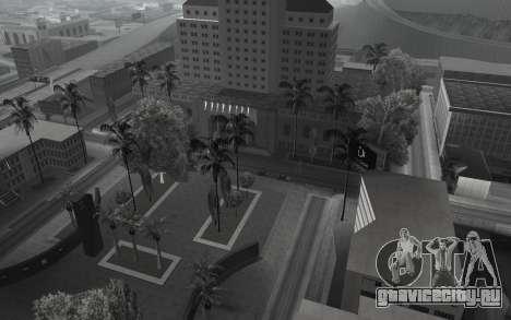 Черно-белый ColorMod для GTA San Andreas второй скриншот